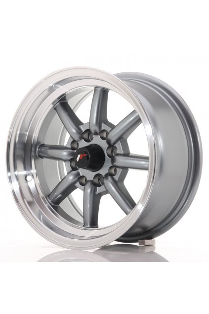 Disk Japan Racing JR19 14x7 ET0 4x100/114 Gun Metal