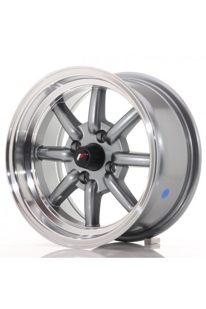 Disk Japan Racing JR19 14x7 ET0 4x100 Gun Metal
