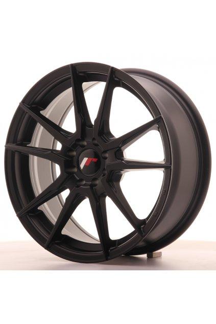 Disk Japan Racing JR21 17x7 ET25 4x100/108 Matt Black
