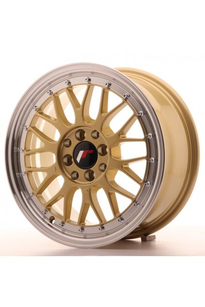 Disk Japan Racing JR23 16x7 ET20 4x100/108 Gold