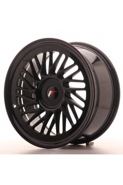 Disk Japan Racing JR27 18x8,5 ET40 Blank Glossy Black