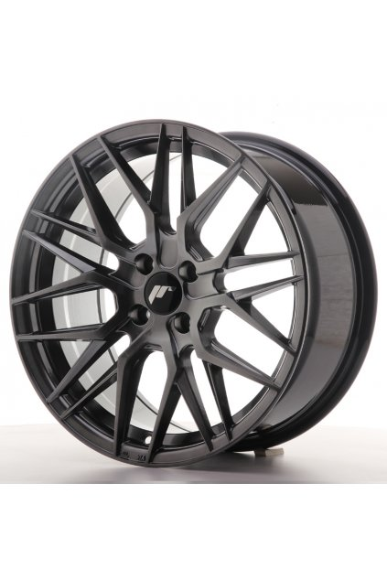 Disk Japan Racing JR28 17x8 ET40 4x100 Hyper Black