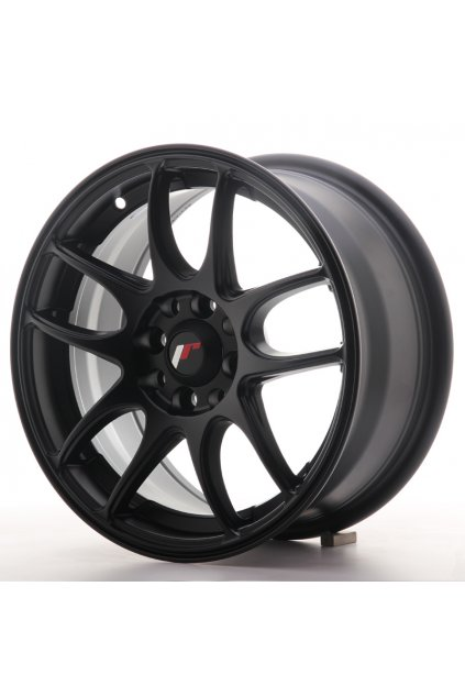 Disk Japan Racing JR29 15x7 ET35 4x100/108 Matt Black
