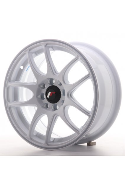 Disk Japan Racing JR29 15x7 ET35 4x100/108 White