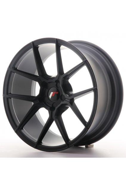 Disk Japan Racing JR30 18x8,5 ET20-40 5H Blank Matt Bla