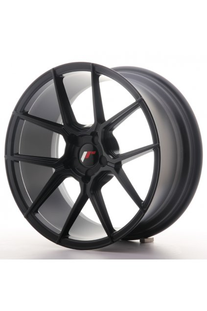 Disk Japan Racing JR30 18x8,5 ET20-40 5H Blank Matt Bla
