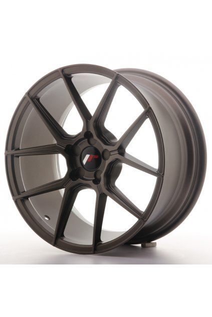 Disk Japan Racing JR30 18x8,5 ET20-40 5H Blank Matt Bro