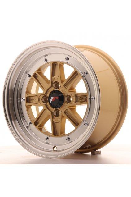Disk Japan Racing JR31 15x7.5 ET20 4x100 Gold