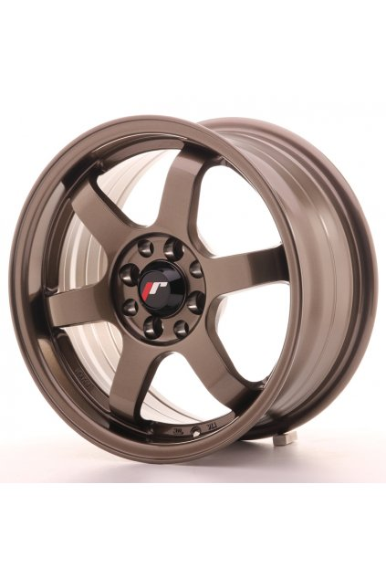 Disk Japan Racing JR3 15x7 ET25 4x100/108 Bronze