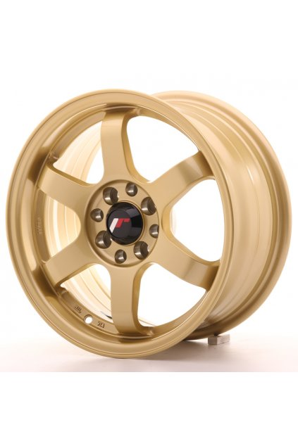 Disk Japan Racing JR3 15x7 ET25 4x100/108 Gold