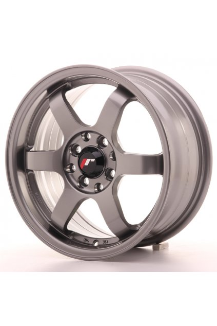 Disk Japan Racing JR3 15x7 ET25 4x100/108 Gun Metal