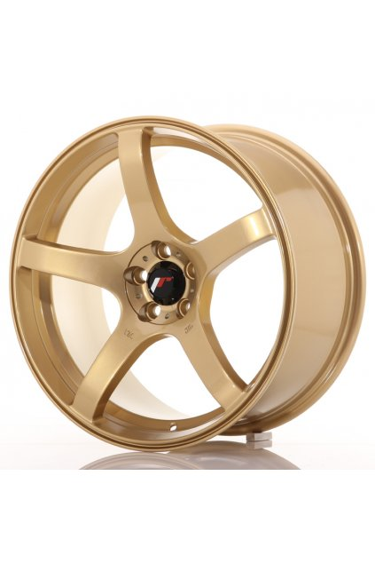 Disk Japan Racing JR32 18x8,5 ET38 5x114,3 Gold