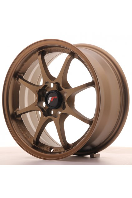 Disk Japan Racing JR5 15x7 ET35 4x100 Dark Abz