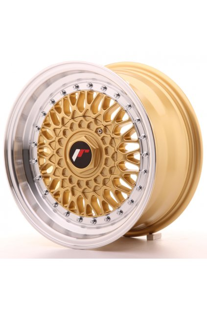 Disk Japan Racing JR9 15x7 ET20 4x100/108 Gold