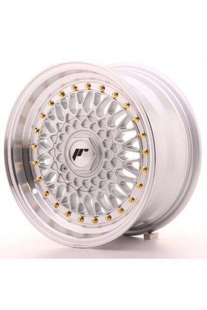 Disk Japan Racing JR9 15x7 ET20 4x100/108 Silver