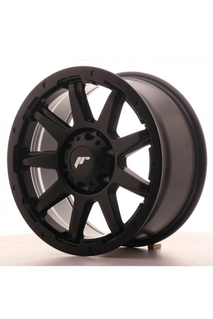 Disk Japan Racing JRX1 17x8 ET20 6x139,7 Matt Black