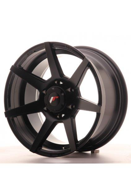 Disk Japan Racing JRX3 17x8.5 ET20 6x139.7 Matt Black