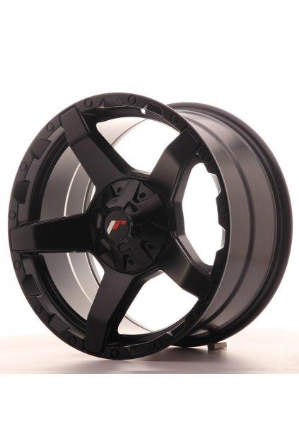 Disk Japan Racing JRX5 18x9 ET20 6x139.7 Matt Black