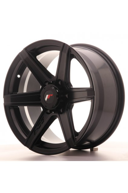 Disk Japan Racing JRX6 18x9 ET25 6x139.7 Matt Black