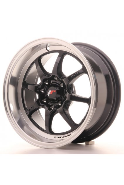 Disk Japan Racing TF2 15x7,5 ET10 4x100/114 Gloss Black