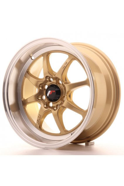 Disk Japan Racing TF2 15x7,5 ET10 4x100/114 Gold