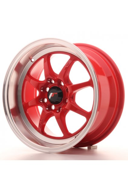 Disk Japan Racing TF2 15x7,5 ET10 4x100/114 Red