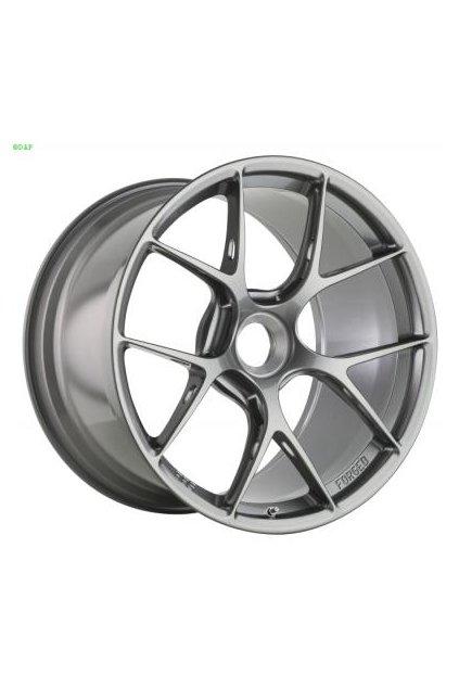 Disk BBS FI-R ZV 9.5x20 ET50 0xZV platinum silber
