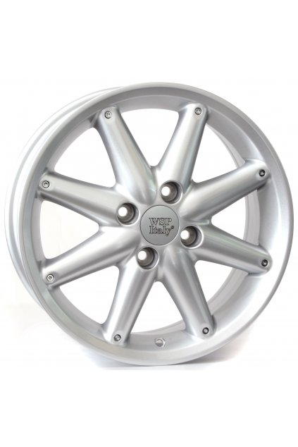 WSP FORD SIENA 6.5x16.0 ET52 4x108 SILVER