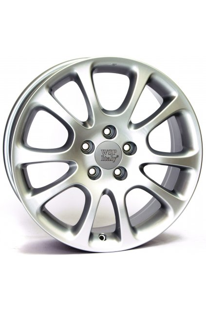 WSP HONDA ISEO 6.5x17.0 ET50 5x114.3                        SILVER