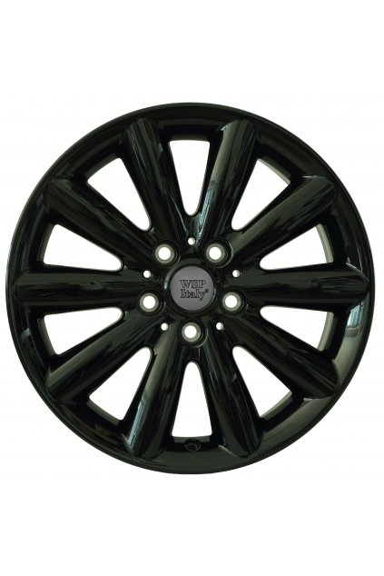 WSP MINI ST PETERSBURG 7.0x17.0 ET54 5x112 GLOSSY BLACK
