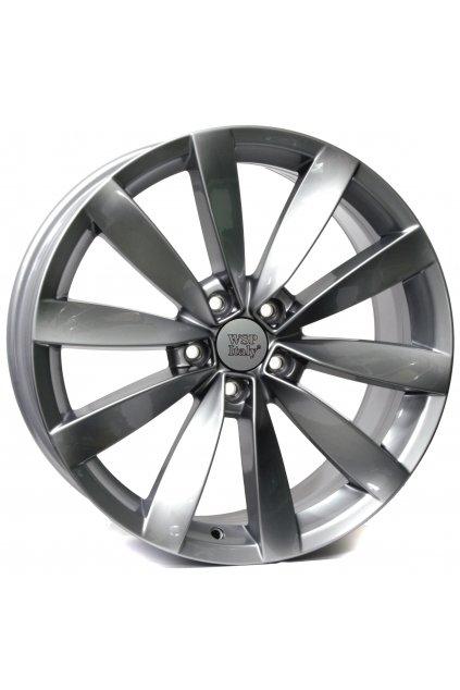 WSP VW ROSTOCK 8.0x18.0 ET41 5x112 SILVER