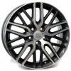 WSP HONDA IMPERIA 7.0x17.0 ET55 5x114.3                        ANTHRACITE POLISHED