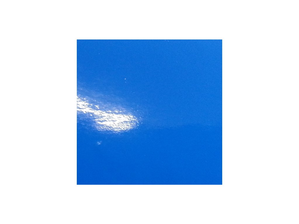 KPMF Autofólie Mořská modrá lesklá bez kanálků