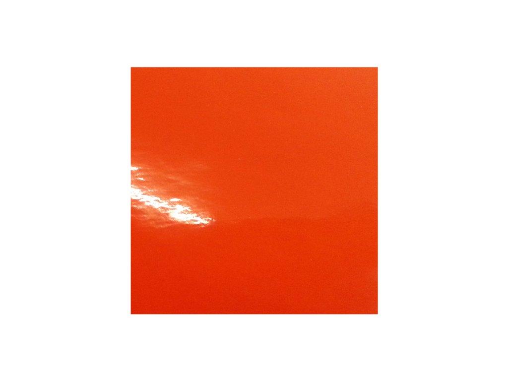 KPMF Autofólie Oranžová lesklá bez kanálků