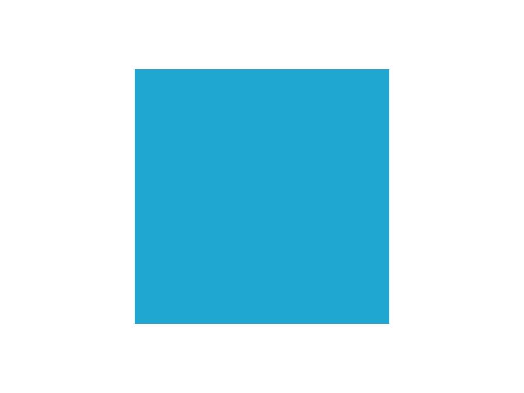 KPMF Autofólie Nebesky modrá matná bez kanálků