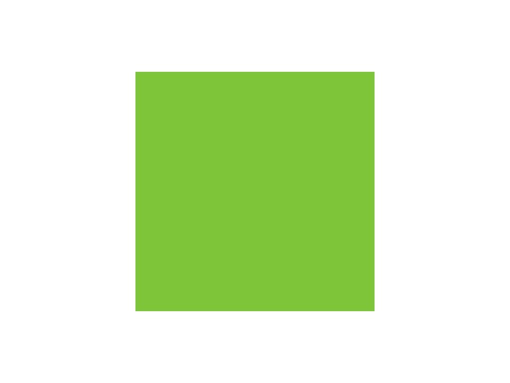 KPMF Autofólie Limetkově zelená matná bez kanálků