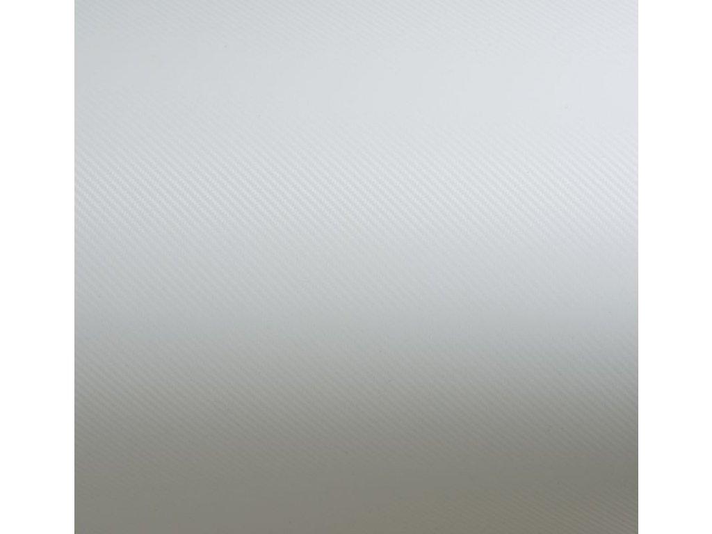 Grafiwrap autofólie bílá 3D karbonová bez kanálků