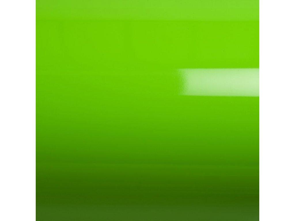 Grafiwrap autofólie Zelená lesklá kanálky