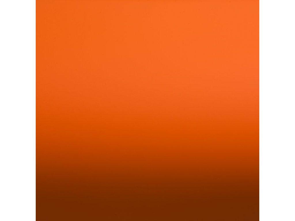Grafiwrap fólie Oranžová matná bez kanálků
