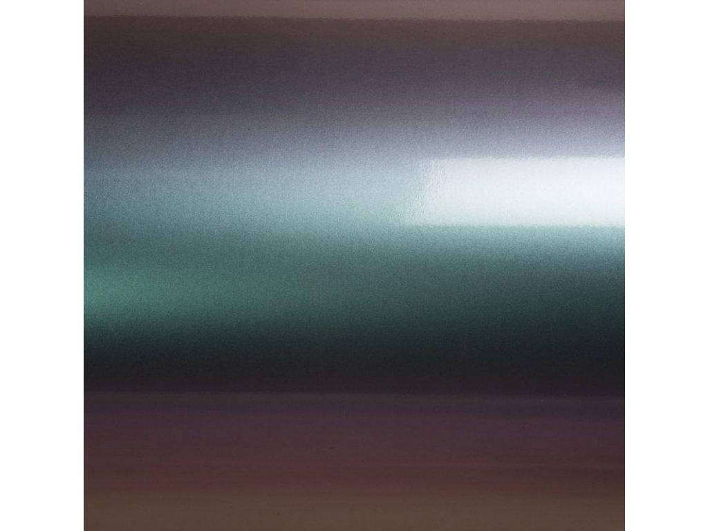 Grafiwrap Autofólie Elektrická violet chameleon kanálky