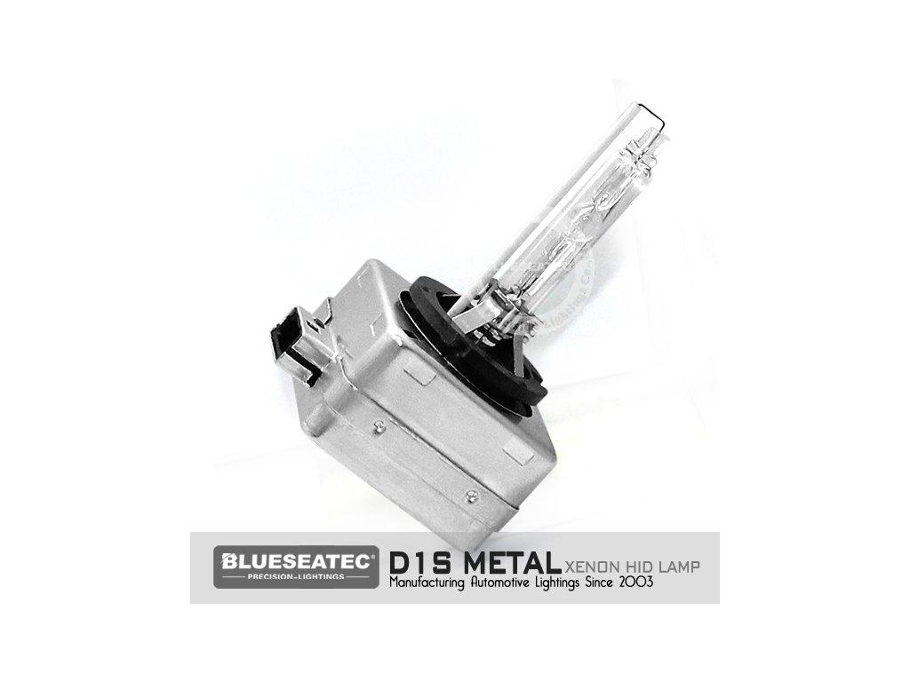 Precision-lightings autofólie Xenonová výbojka Blueseatec D1s - 5000K