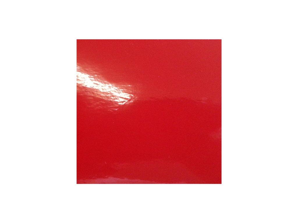 KPMF Autofólie Tmavě červená lesklá kanálky