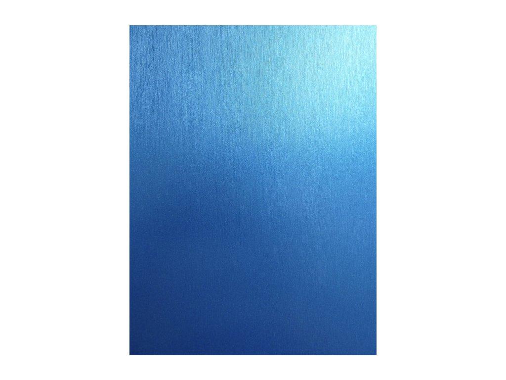 Grafiwrap autofólie Tmavě modrý broušený hliník kanálky