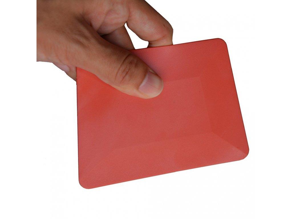 5Pcs 4 Teflon Card Window Tint Soft Car Squeegee Window Vinyl Film Tools for Auto Wrap