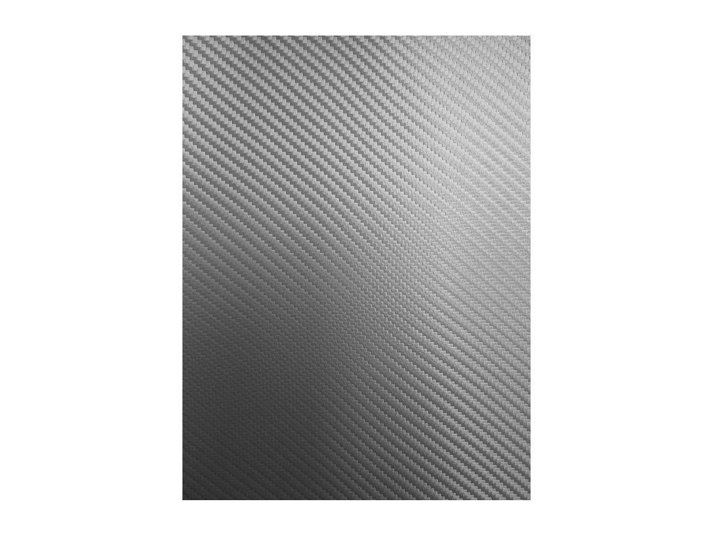 Grafiwrap 3D autofóle Antracitová karbonová fólie Grafiwrap CB81, bez kanálků