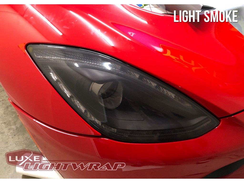 Light smoke luxe lightwrap 2