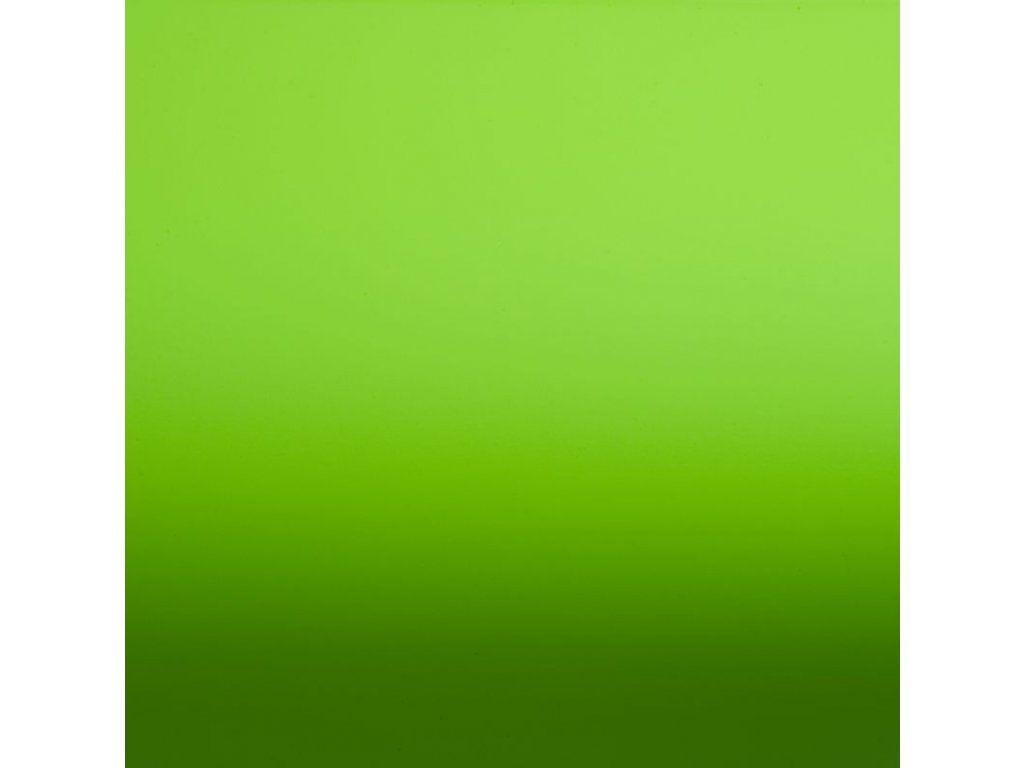 Grafiwrap fólie Zelená matná bez kanálků 64 x 155 cm