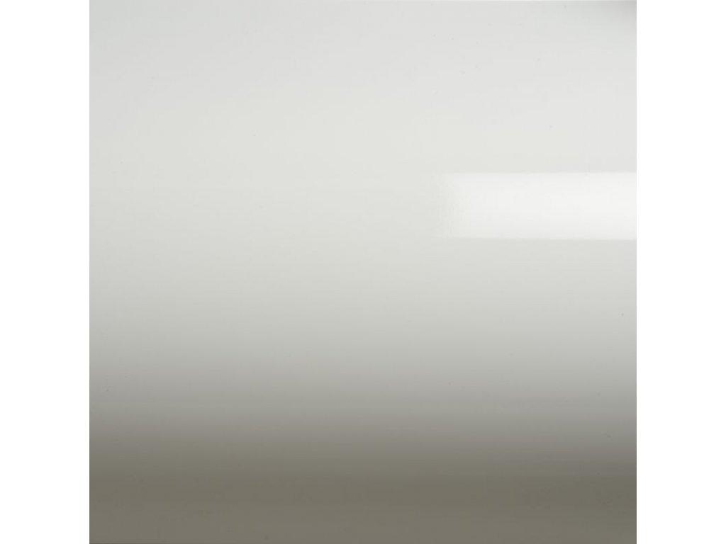 Grafiwrap Výprodej Lesklá bílá polymerická bez kanálků 100 x 150 cm