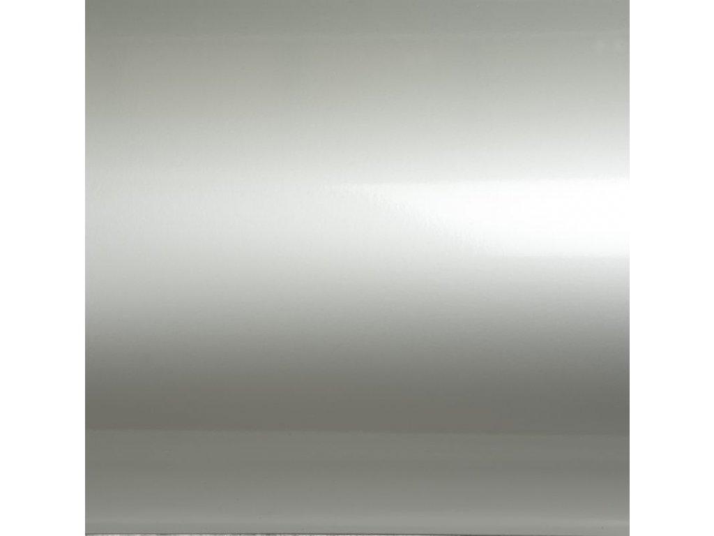 Grafiwrap Výprodej Stříbrná lesklá bez kanálků 152 x 100 cm