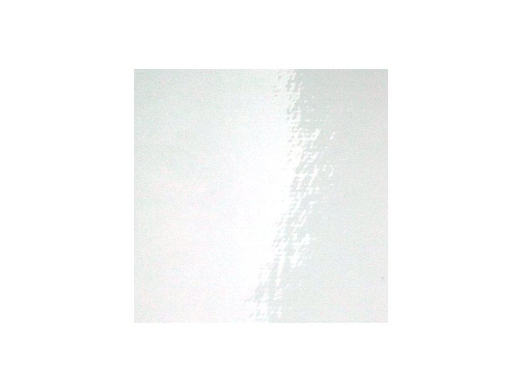 KPMF autofólie Bílá lesklá kanálky 152 x 90 cm